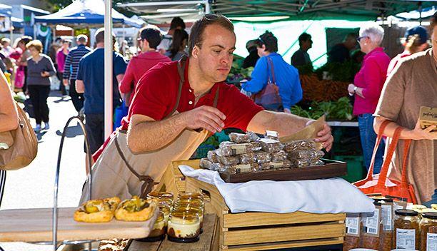 Adelaide Hills Farmers Market Producer - Hughsli