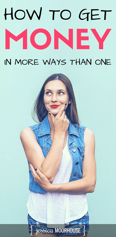 How to get money | Get money | Understand money | Earn money | Build wealth | Passive investing | Kristin Wong | Budgeting | Saving money | Frugality #getmoney #makingmoney