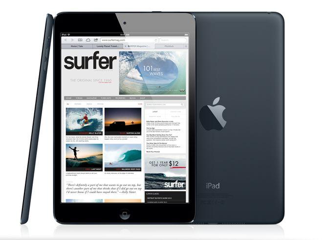 Simplemente lo deseo =P Apple - iPad mini - Every inch an iPad.