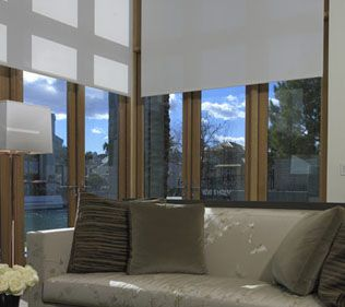 Best 25 motorized shades ideas on pinterest motorized for Budget blinds motorized shades