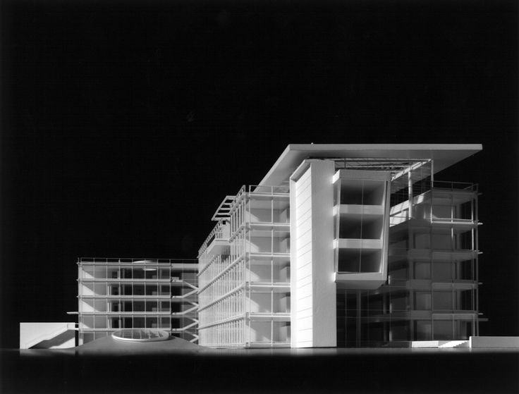 Bayer AG Headquarters – Richard Meier & Partners Architects