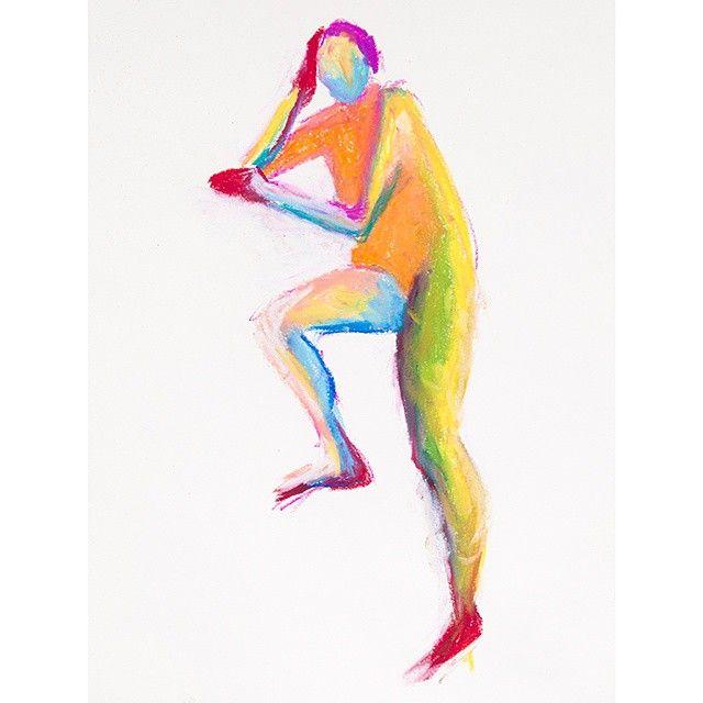 The colours of the body, by Marxal #lifedrawing #kroki #figuredrawing #teckning #konst #artlife #artists #drawing #konstnär #swedishart #finearts #art #artwork #illustration #illustratör #dibujo #dibuix #painting #lifepainting #draw
