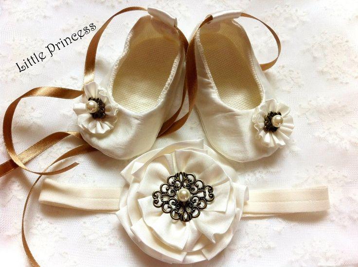 papucei pentru botez/binecuvantari