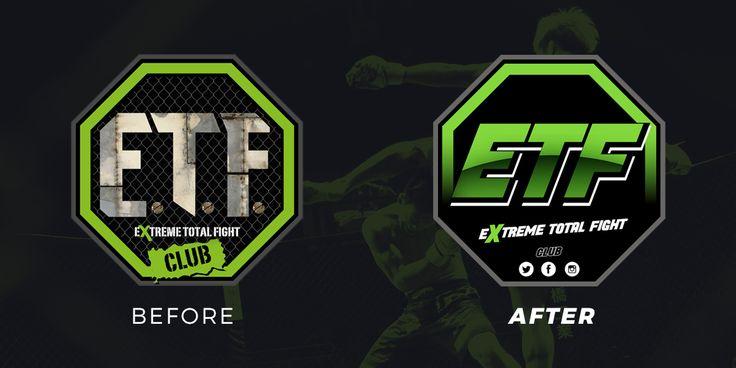 ETF CLUB logo restyling