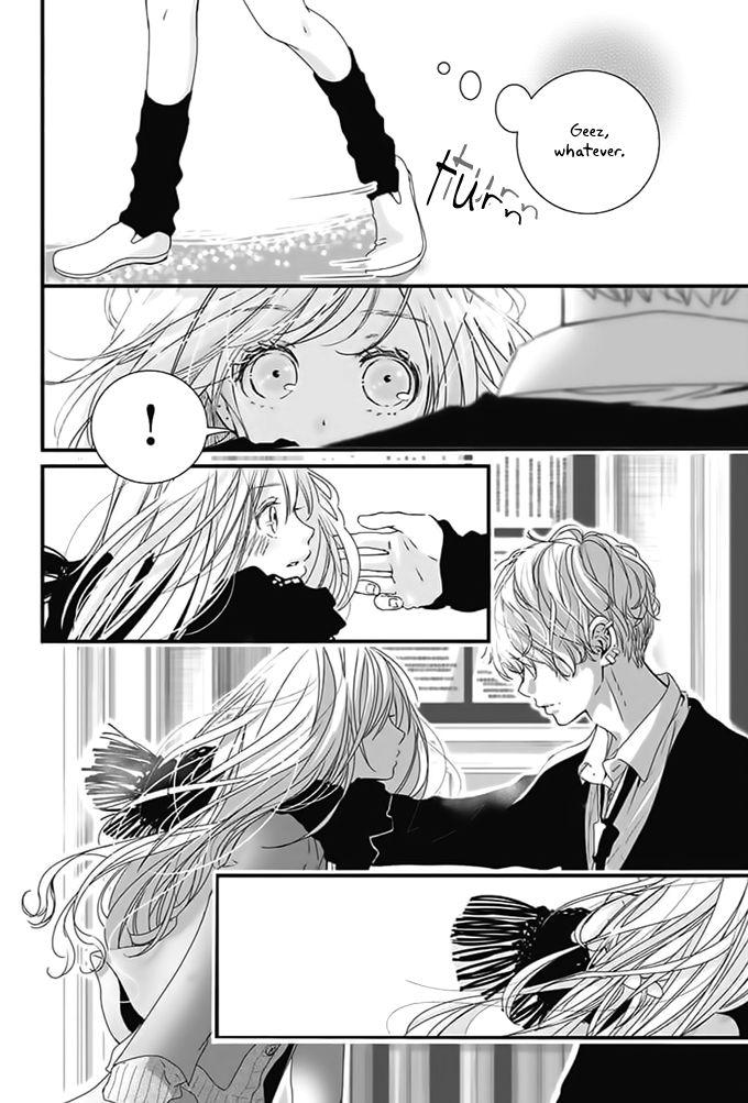 Page 38 :: Kimi to Houkago :: Chapter 0 :: Anata no Motokare Manga Reader