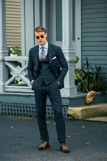distinguished gentleman clothing