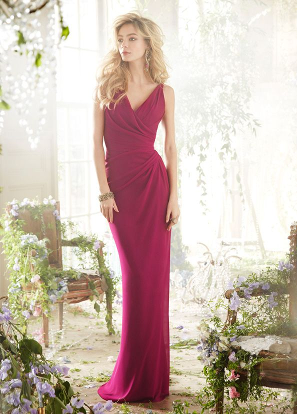 Bridesmaids and Special Occasion Dresses by Jim Hjelm Occasions - Style jh5412
