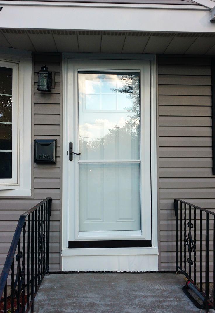 Front Entry and Storm Door Installation by Preferred Window and Door