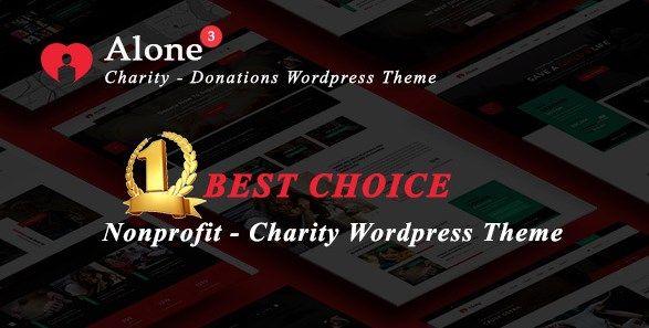 Download Alone  Charity Multipurpose Non-profit WordPress Theme v3.2.4 Download Alone  Charity Multipurpose Non-profit WordPress Theme v3.2.4 Latest Version