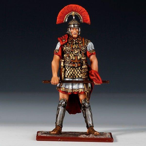 10th Legion Centurion, Gaius Crastinus