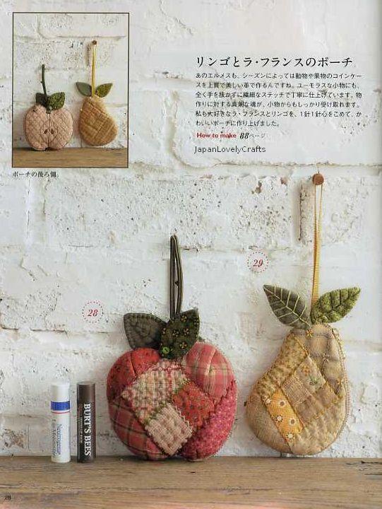 Chic & Kawaii Patchwork deky japonský podle JapanLovelyCrafts