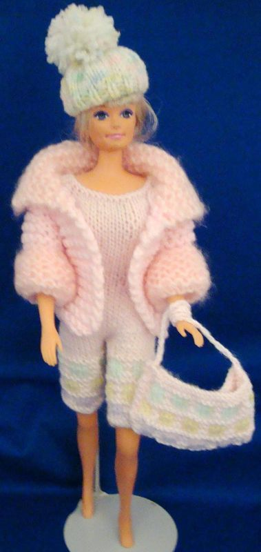 Ladyfingers - Vacation's over - More Barbie Outfits