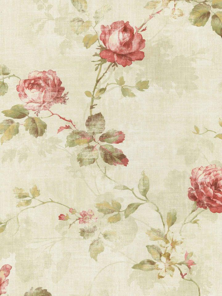 Interior Place - Soft Creamy Beige Summer Rose Wallpaper, 24.67 € (http://www.interiorplace.com/soft-creamy-beige-summer-rose-wallpaper/)