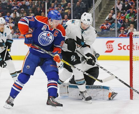Connor McDavid (97) and the Edmonton Oilers will face the San Jose Sharks in the playoffs.(Photo: Perry Nelson, USA TODAY Sports)     The march to the Stanley Cup begins. The NHL regular season concluded Sunday, and with playoff matchups now decided, the second season will soon...  http://usa.swengen.com/first-round-schedule-for-nhl-playoffs-released/