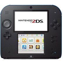 Walmart: Nintendo 2DS Handheld Video Game System, Electric Blue
