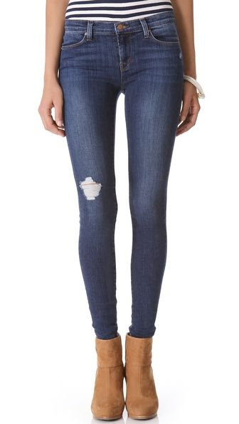BOUGHT - J Brand 620 Super Skinny Jeans