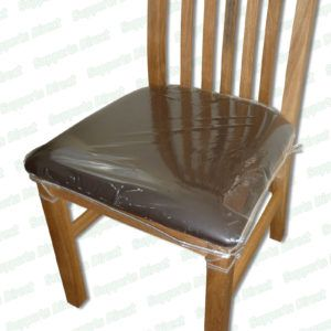 Clear Plastic Dining Chair Seat Covers