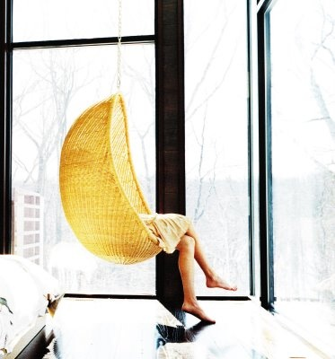 162 best HANGING CHAIR images on Pinterest | Hanging chairs, Swing ...