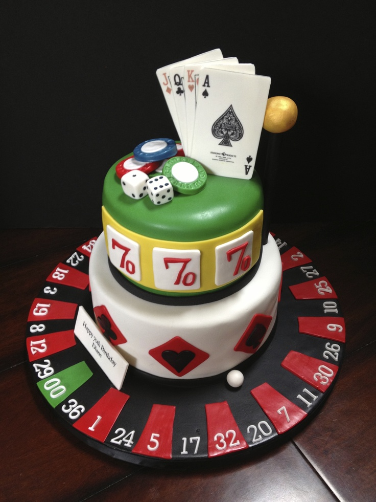 Texas Holdem Cake Pictures
