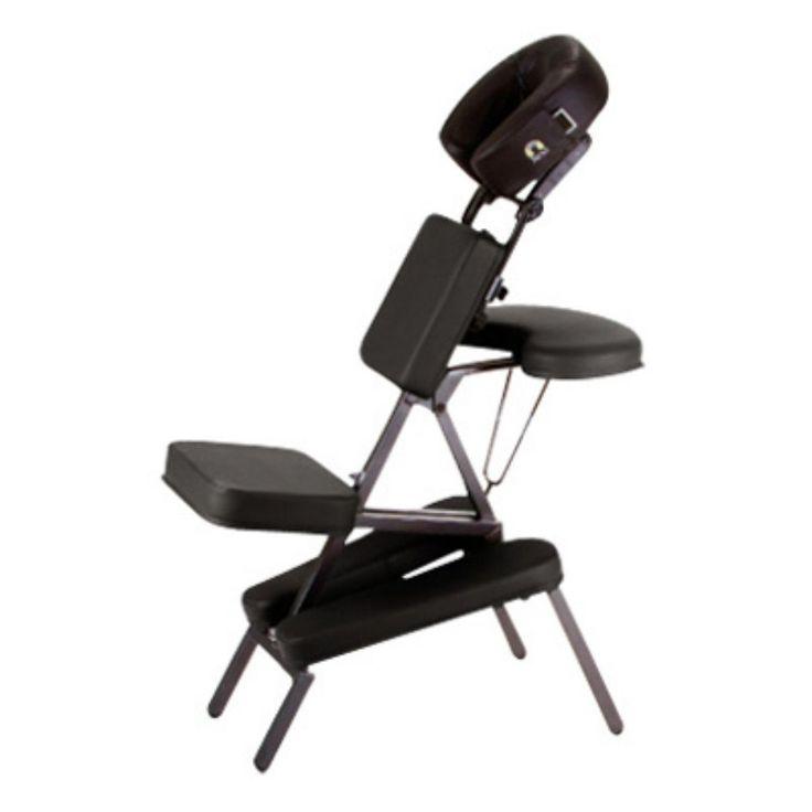 Amazon.com: Earthlite Earthlite Zenvi™ Sound Massage Chair, Black: Health & Personal Care