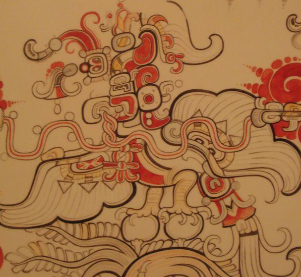 Los murales mayas de San Bartolo (Guatemala)