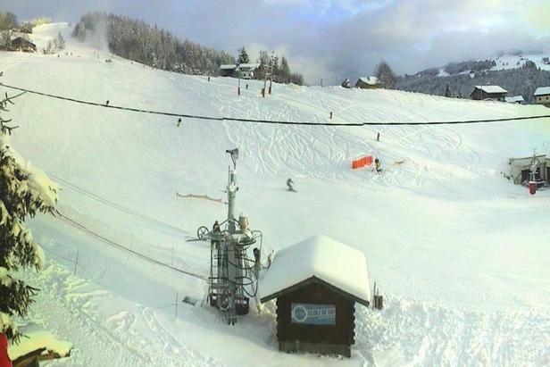 Avant de partir au ski, jetez un dernier coup d'oeil à la webcam de Notre Dame de Bellecombe. Les webcams vous permettent de vérifier la météo et les conditions de ski à Notre Dame de Bellecombe.