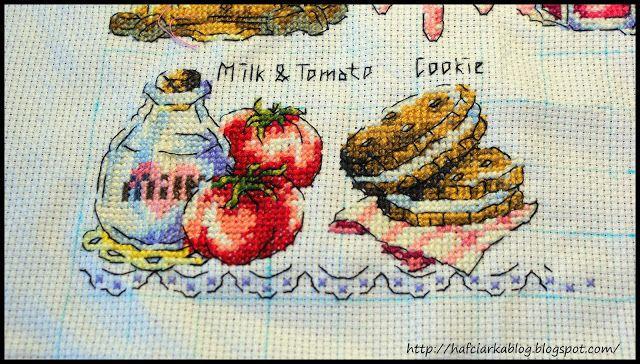"""Hafciarka: SAL """"Tea Time"""" - 8/9"""