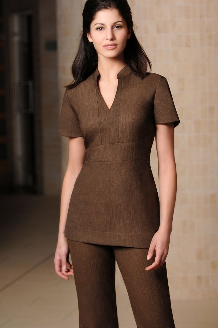 The 25 best spa uniform ideas on pinterest salon for Uniform design for spa