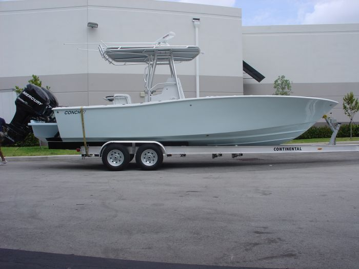 Conch 27. The fishing boat to have. | Boating & Fishing ...