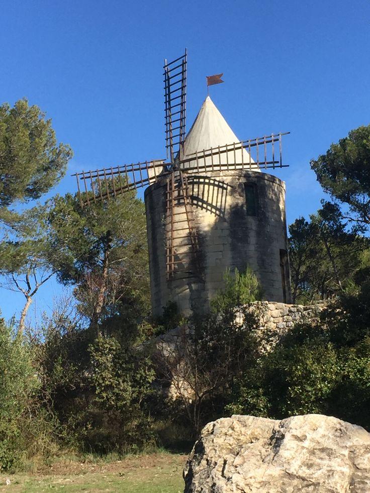 Moulin de Bretoule à Barbentane  13170. Proche avignon