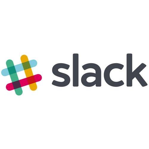 Slack Logo [Software - PDF]
