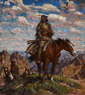 Part II. Jedediah Strong Smith (1798-1831) He was probably a member of William Henry Ashley's first fur trading expedition out of St. Louis in 1822. Smith was over 6 foot tall, a devout Christian, and an expert rifleman. With two partners, he bought out Ashley in 1826. In 1827, he led another party to California, then northwest to open a new coastal route to Fort Vancouver. In 1830, he sold his share of the fur-trading business. Smith was killed by Comanches on the Cimarron River in 1831.
