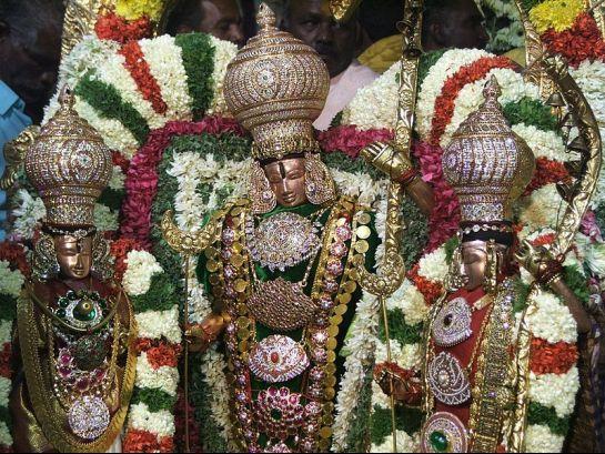 #India Tirumala Venkateswara Temple - Rama, #Tirupati    http://www.nativeplanet.com/tirupati/photos/3922/