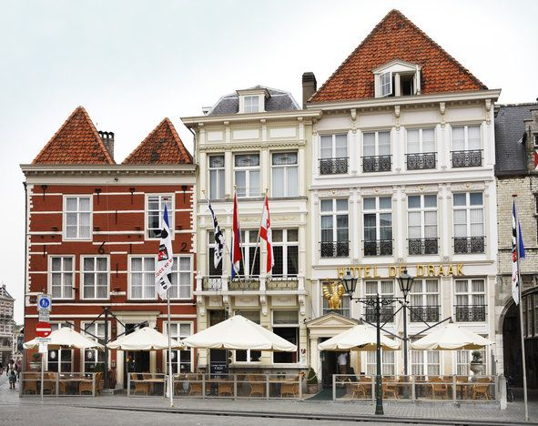 Hotel en Residence De Draak - Hampshire Classic