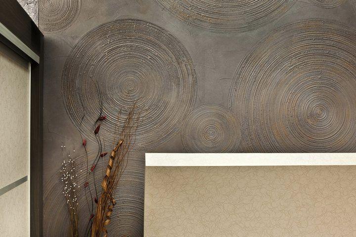Декоративная штукатурка для внутренней отделки стен: своими руками, фото, видео-уроки, виды, мастер-класс, под камень, работа, балконы, камины
