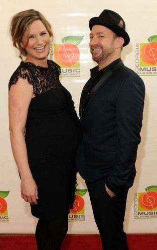 Jennifer and Kristian - 34th Annual Georgia Music Hall of Fame Awards.