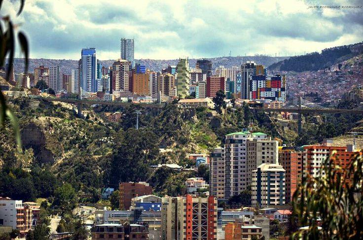 La Paz Bolivia... Is beatiful!!!