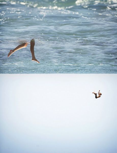 Conceptual photography by Brian Oldham
