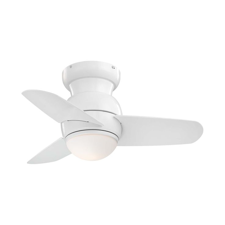 Shop Minka Aire  F510 26-in Spacesaver Flush Ceiling Fan at ATG Stores. Browse our ceiling fans, all with free shipping and best price guaranteed.