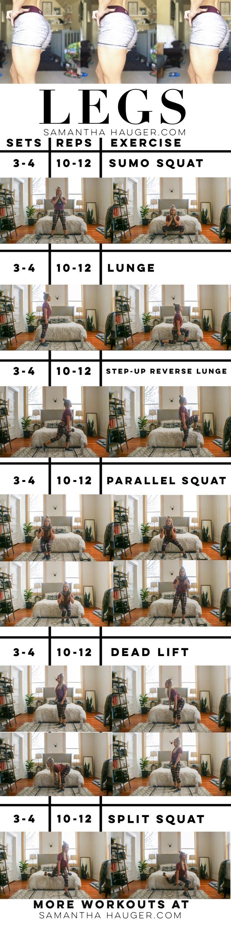 at home leg workout. how to build a bigger butt. build a booty. leg day workout. - Fitness is life, fitness is BAE! <3 Tap the pin now to discover 3D Print Fitness Leggings from super hero leggings, g