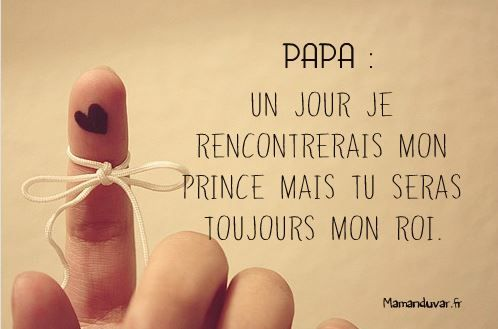 Que le papa d'une petite fille vienne oser nous dire que ça ne le touche pas !! #fetedesperes poeme choisis par laura pour le journal