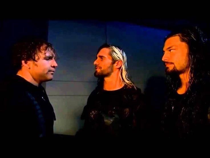 The Shield Debate Over Erick Rowan's Mask