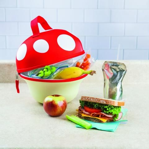 Mushroom Lunch Box - Tote - The Hippie House