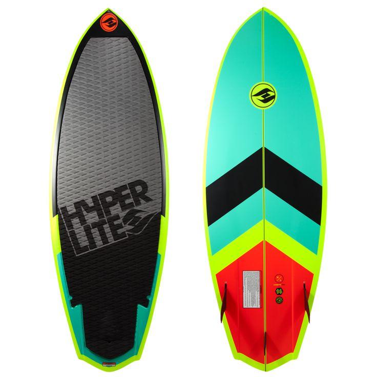 Wakesurf - We Are Wakeboarding - Hyperlite