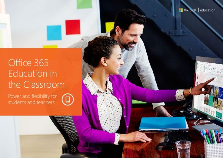 This eBook  concentrates on how Office 365 Education can help the teacher and the student in their day to day work. We look at a whole list of teaching and lea…