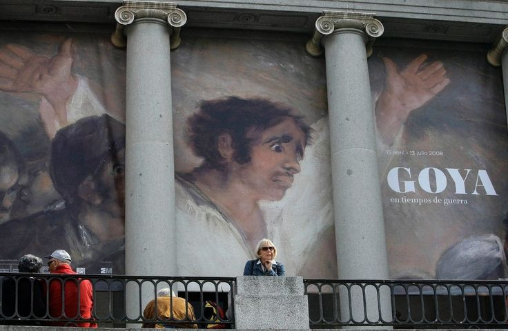 After 'real detective work' a theory on Goya's mysterious illness