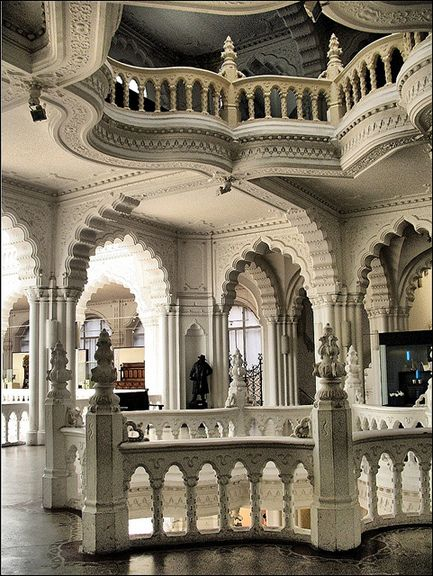 The Museum Of Applied Arts, Budapest, Hungary