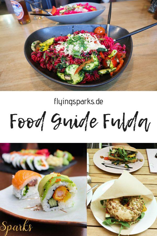 Essen In Fulda Food Guide 2 Flying Sparks Lebensmittel Essen Leckeres Essen Essen Tipps