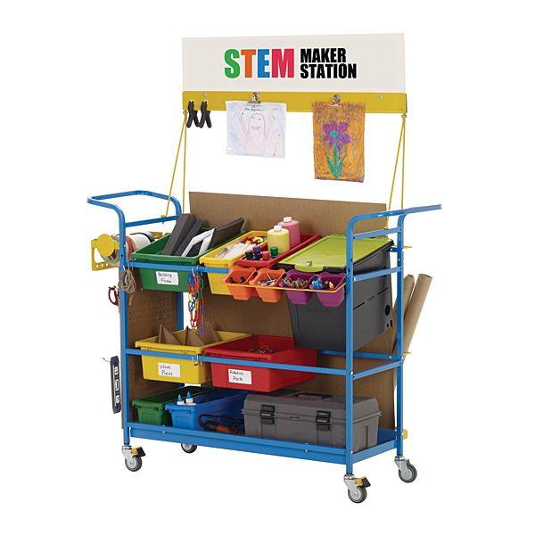 Stem School Design: Copernicus Maker Stations