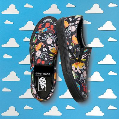 You've Got a Friend in the Vans x Disney•Pixar Toy Story Collection